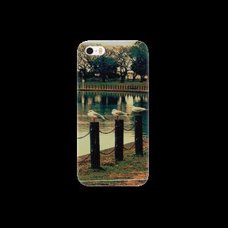 今井優の11時の鳥 Smartphone cases