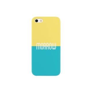 LOGのmorrow Smartphone cases