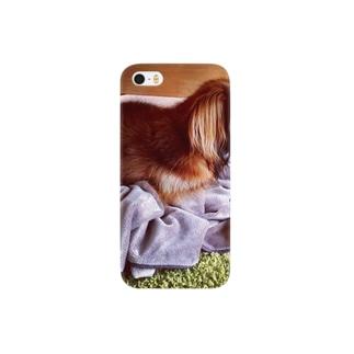 巣ごもりフォルテ。 Smartphone cases