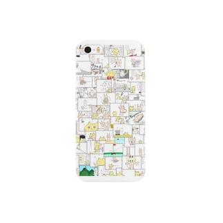 うさねこ Smartphone cases