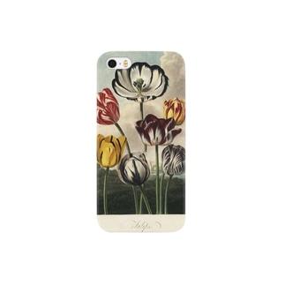フローラの神殿 - チューリップ Smartphone cases