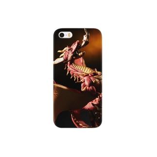 火焔龍の召還 Smartphone cases