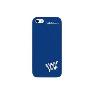 ウェルスターiPhoneケース スマートフォンケース