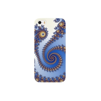 Fractal # 9 Smartphone cases