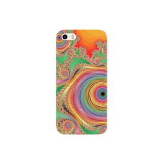 Fractal # 13 Smartphone cases