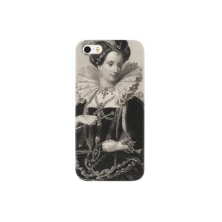 英国女王エリザベスⅠ世 スマートフォンケース
