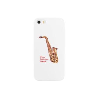 alto sax Smartphone cases
