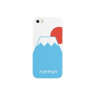 富士山 Smartphone cases