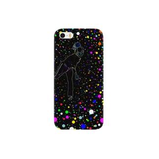宇宙系エース Smartphone cases