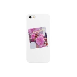 Happy Spring Smartphone cases
