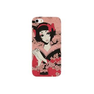 櫻乙女 Smartphone cases
