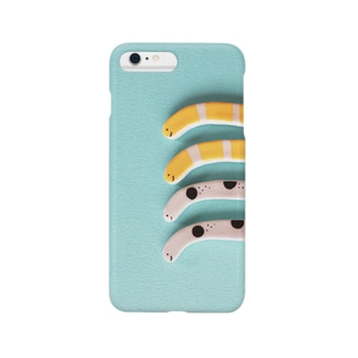 チンアナゴ(再) Smartphone cases