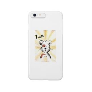 イニエスタ・ブログロゴ Smartphone cases