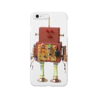 ロボット工場6 Smartphone cases