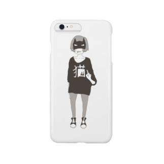 HAIDY's SHOPのワルイ オトモダチ 男子mono Smartphone cases