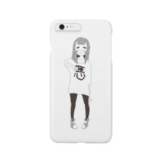 ワルイオトモダチ女の子mono Smartphone cases