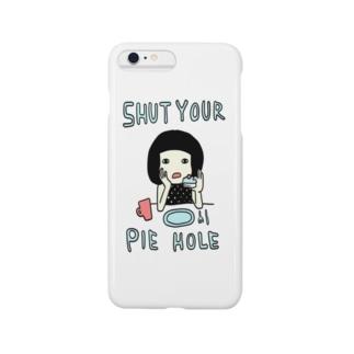 悪口 Smartphone cases