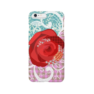 rose pink iphone Smartphone cases