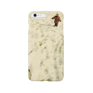 ゆきのひ Smartphone cases