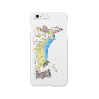 ウミウシコiPhoneケース Smartphone cases