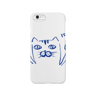 ぶちゃねこ Smartphone cases