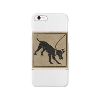 ポンペイの番犬 スマートフォンケース