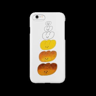 六百田商店°(ろっぴゃくだしょうてん)のパンが焼けるまで Smartphone cases