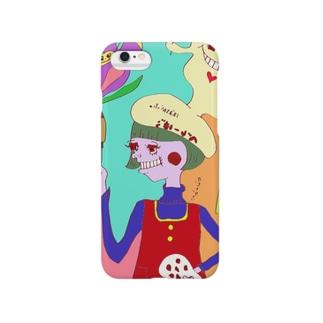 えかき Smartphone cases