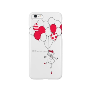 Chiko*-red- Smartphone cases