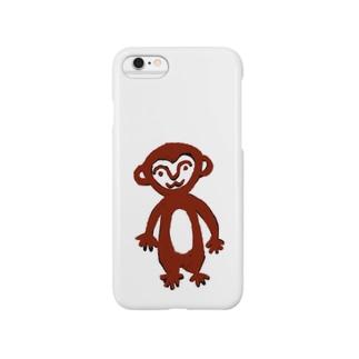 ぼくさる Smartphone cases