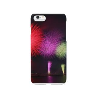 花火~fire Flower Smartphone cases