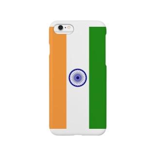 インド国旗 Smartphone Case
