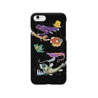 DEEP SEA FISH Smartphone cases