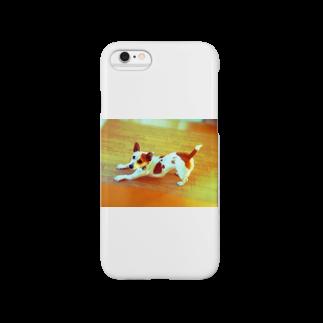 Ujackの立ち耳ジャックラッセルテリア Smartphone cases
