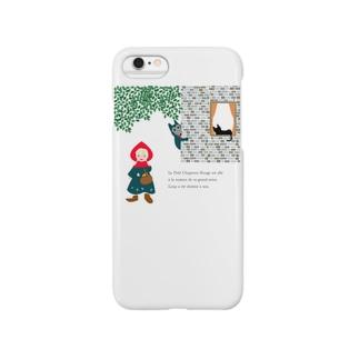 赤ずきん Smartphone cases