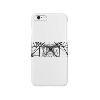 鉄塔No.5  Smartphone cases