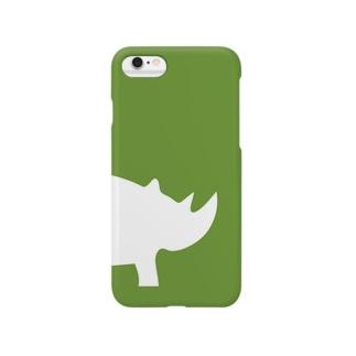 サイのひとb Smartphone cases