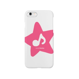 minoliDestiny PINK STAR Smartphone cases