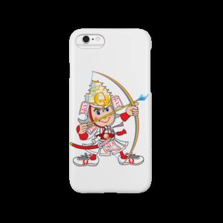 石田 汲の姫路城一郎 異能兄弟シリーズ01 Smartphone cases