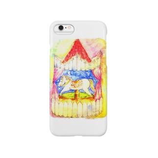 メリーゴーランド Smartphone cases