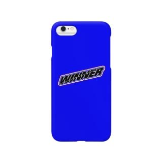 ソンサキコのWINNER (blue) Smartphone Case