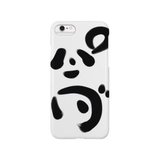 ぱんだ Smartphone cases