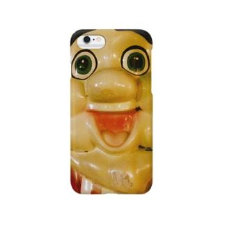 monmonのプレイおじさん5 Smartphone cases