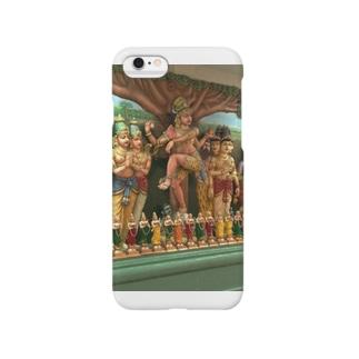 ヒンドゥーの神々 Smartphone Case