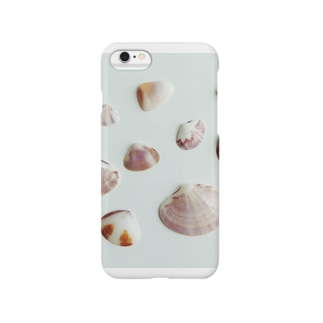 sea shells Smartphone Case