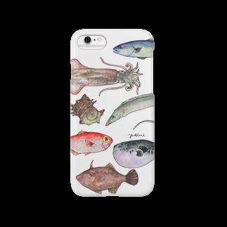 yukimimannoの博多前 HAKATAMAE Smartphone cases