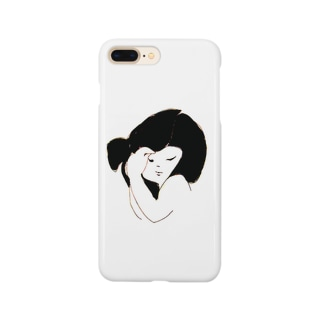 GIRL-A Smartphone cases