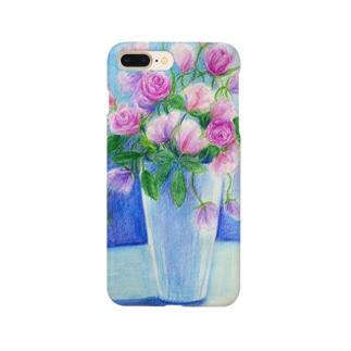 盛り花 Smartphone cases