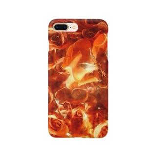 ホノオノバラ Smartphone cases