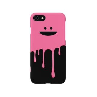 いつも隣に某キャラクターを。 Smartphone cases